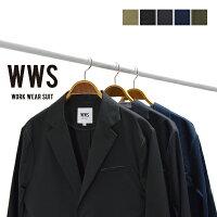 メンズ/WORKWEARSUIT【ワークウェアスーツ】91-1003WB-Mテーラードライトジャケット【正規取扱】2020秋冬