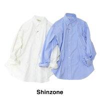 レディース/Shinzone【シンゾーン】21MMSBL16オックスダディーシャツ【正規取扱】2021春夏