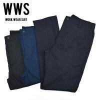 メンズ/WORKWEARSUIT【ワークウェアスーツ】93-3007WB-Mフルレングスストレートパンツ【正規取扱】2020秋冬