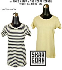 SkarGornスカルゴーンShrunkenTeeTシャツ
