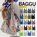 【新柄入荷】 BAGGU バグゥ バグー スタンダード サイズ エコバッグ ナイロン ショッピングバッグ マイバッグ レジ袋有料化 トートバッグ ギフトラッピング対応 メール便で送料無料 BAGGU