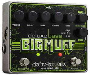 electro-harmonixDeluxe Bass Big Muff