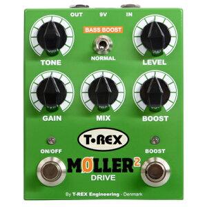 【メーカーお取り寄せ品】T-REXMOLLER2オーバードライブ