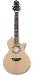 【新製品】【ナイロン弦アコースティックギター】GrassRootssG-AC-50N/NaturalSatin