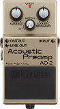 BOSS / Acoustic Preamp AD-2