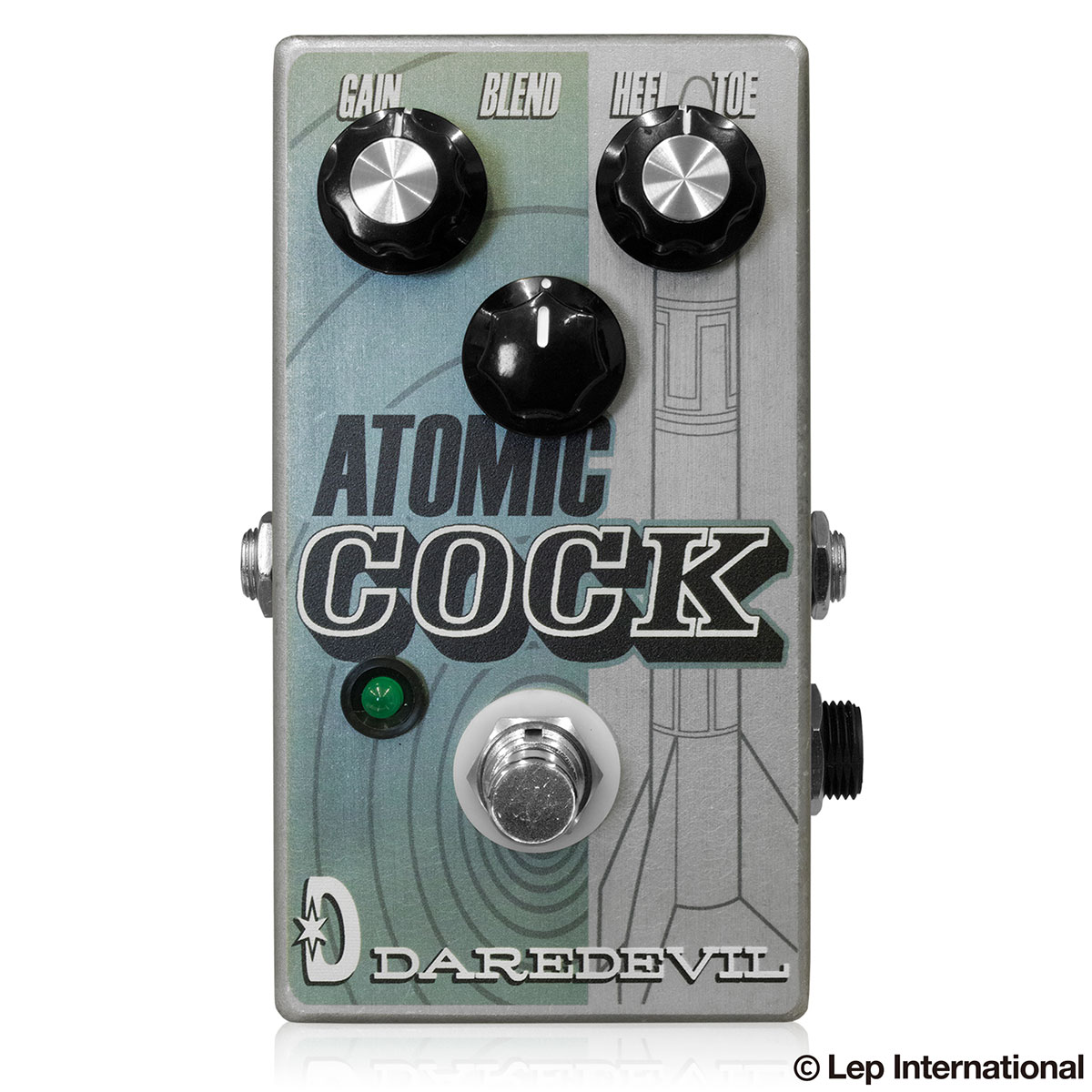 DAW・DTM・レコーダー, シーケンサー・リズムマシン Daredevil Pedals Atomic Cock V2