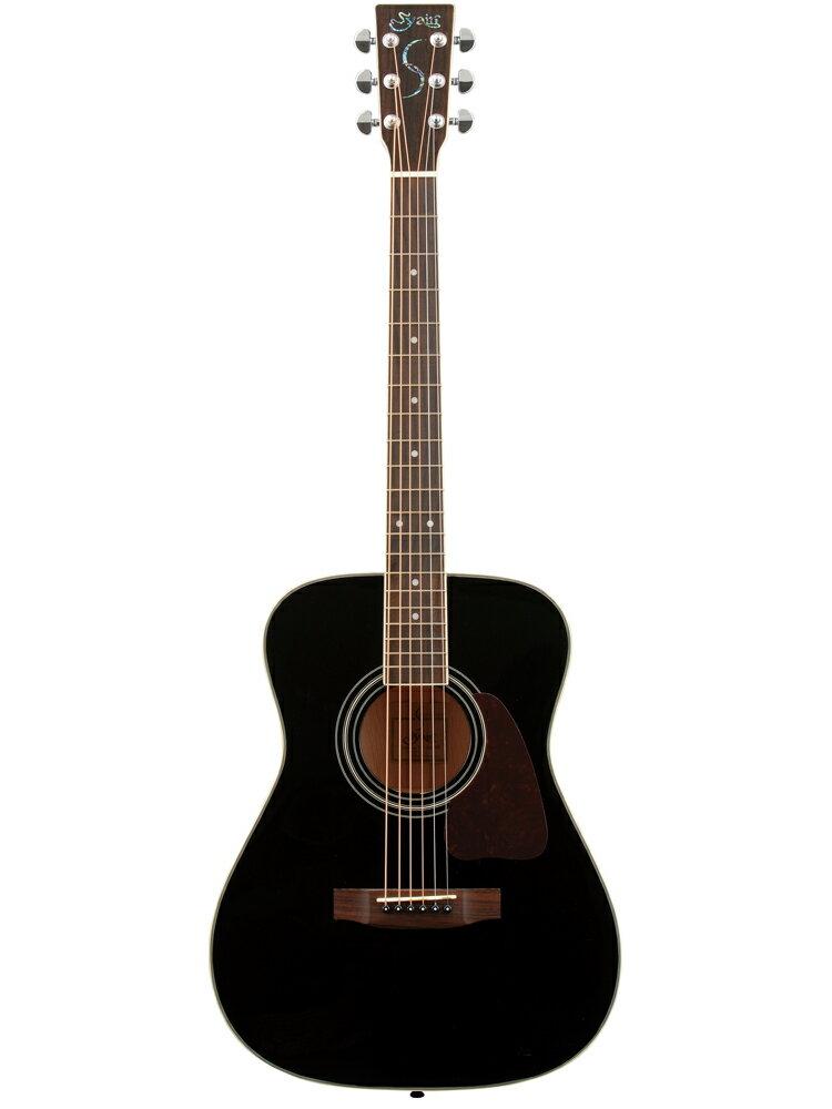 ギター, アコースティックギター S.Yairi YF-3M BK