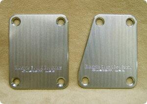 ESP Custom Lab TITAN NECK SET PLATE(チタンネックセットプレート)