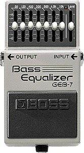 BOSS Bass Equarizer GEB-7