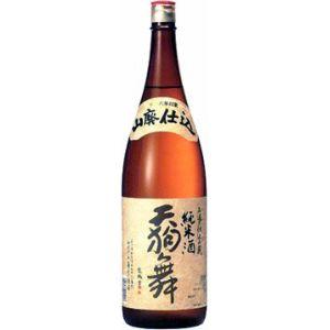 【日本酒 純米酒】天狗舞 山廃純米酒 1800ml【石川県】【家飲み】