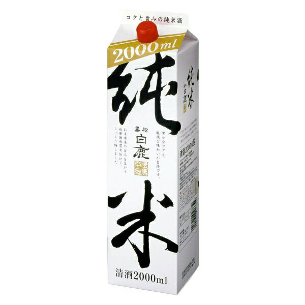 日本酒, 純米酒  2000ml212012 FSH