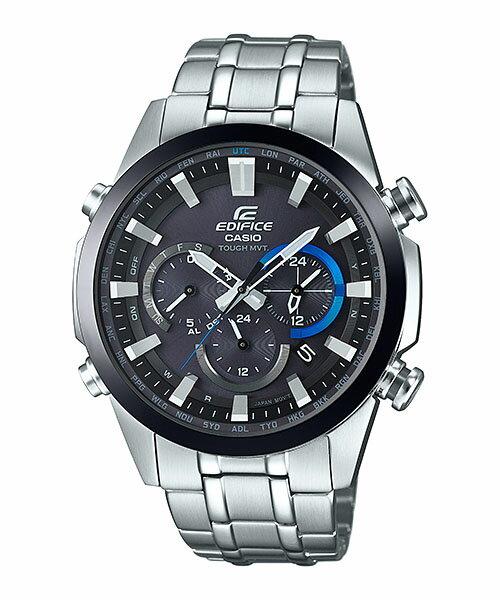 48ef647617 【国内正規品】 CASIO EDIFICE カシオ エディフィス 電波ソーラー メンズ腕時計 EQW-T630JDB-1AJF
