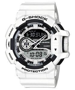 国内正規品CASIOカシオG-SHOCKGショックハイパーカラーズメンズ腕時計GA-400-7AJF