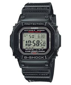 国内正規品CASIOカシオG-SHOCKGショックカーボンファイバーインサートバンドメンズ腕時計GW-S5600-1JF