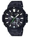 国内正規品 CASIO PRO TREK カシオ プロトレック 電波ソーラー メンズ腕時計 PRW-7000FC-1JF