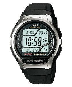 国内正規品CASIOカシオWAVECEPTORウェーブセプターメンズ腕時計WV-58J-1AJF