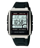 国内正規品 CASIO WAVE CEPTOR カシオ ウェーブセプター 電波時計 メンズ腕時計 WV-59J-1AJF