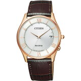CITIZEN COLLECTION シチズン コレクション 電波時計 メンズ腕時計 AS1062-08A