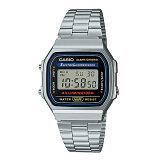 国内正規品 CASIO STANDARD カシオ スタンダード メンズ腕時計 A168WA-1