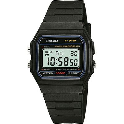 腕時計, メンズ腕時計  CASIO STANDARD F-91W-1JF