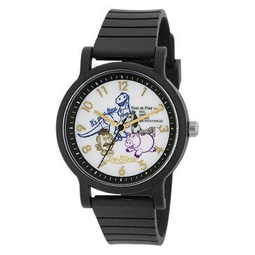 J-AXIS Disney ディズニー ミスターポテトヘッド/レックス/スリンキー/ハム ユニセックス腕時計 キャラクターウォッチ WD-H02-TSB