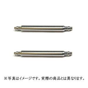 【ネコポス対応】CASIOカシオ腕時計バンド取り付けバネ棒2本セット74286516