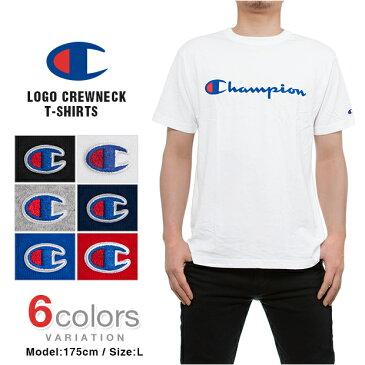 【メール便送料180円】 チャンピオン Tシャツ CHAMPION T-SHIRTS ロゴ メンズ 大きいサイズ champion レディース あす楽対応