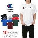【2枚までメール便送料180円】 チャンピオン Tシャツ CHAMPION T-SHIRTS メンズ 大きいサイズ USAモデル ロゴ 半袖 レディース