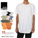 EPTMエピトミTシャツ半袖LENGTHT-SHIRTSロング丈LAストリートブランドメンズレディース大きいサイズ(3色)