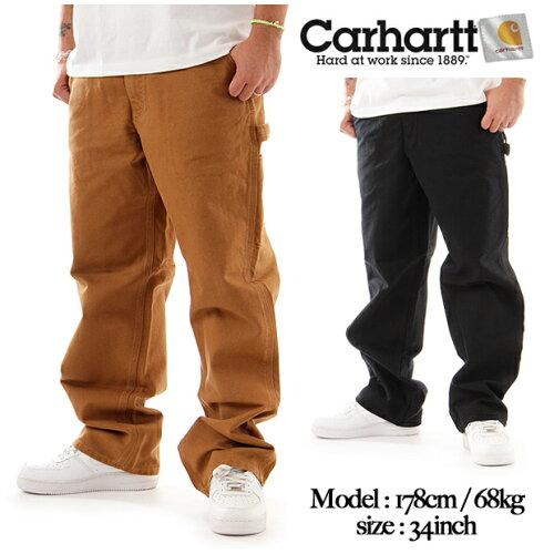 カーハート ダック ペインターパンツ CARHARTT パンツ USAモデル メンズ 大きいサイズ DUCK ペイン...