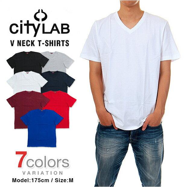 トップス, Tシャツ・カットソー CITY LAB T V CITYLAB
