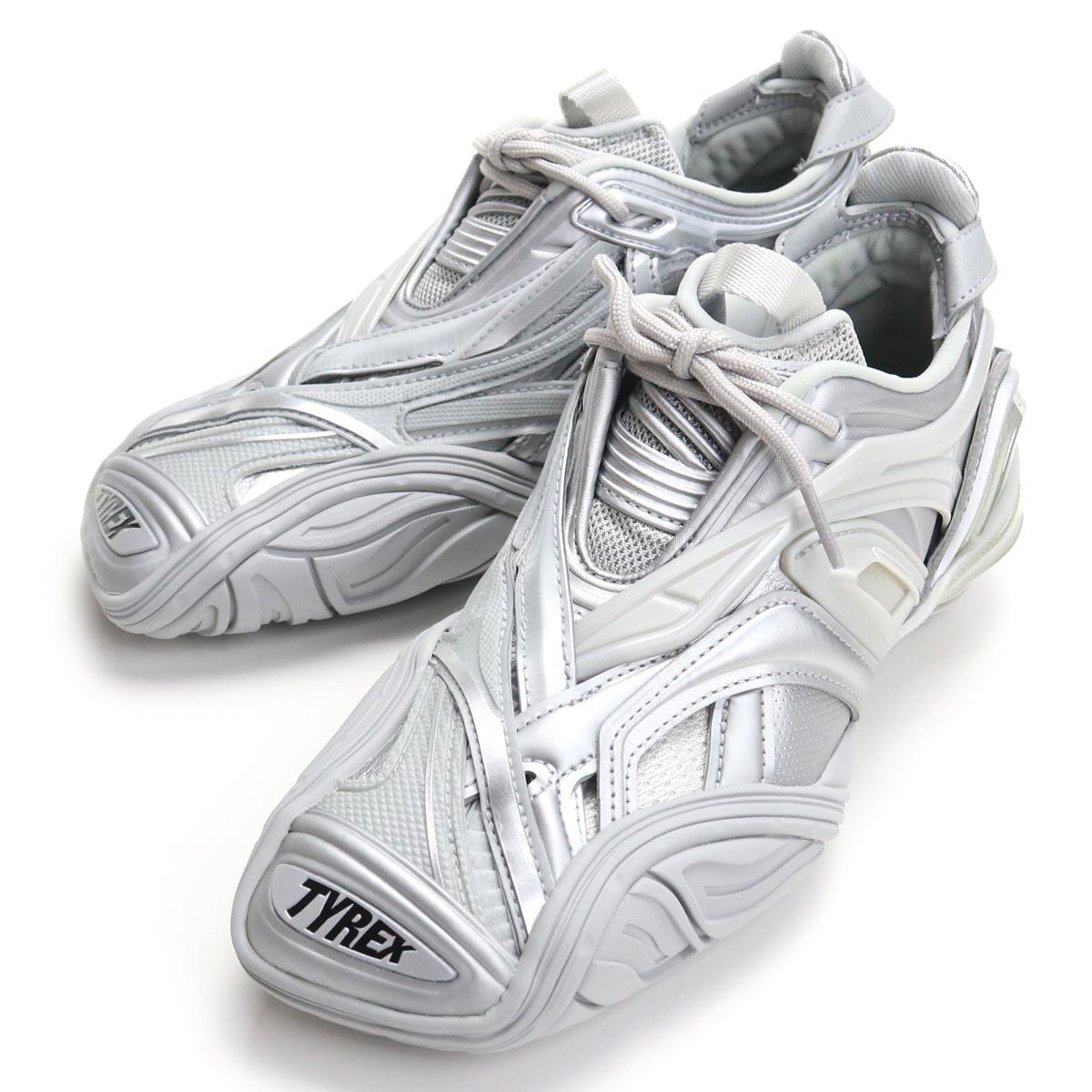 レディース靴, スニーカー  BALENCIAGA TYREX 617517 W2WA1 8100 bos-09 shoes-01