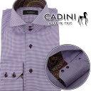 カディーニ CADINI メンズシャツ JOE 2B UB 351 2 504 ブルー系 メンズ ビジネス Yシャツ ワイシャツ カッターシャツ 長袖 Yシャツ ワイシャツ カッターシャツ 長袖 OLS-4 1