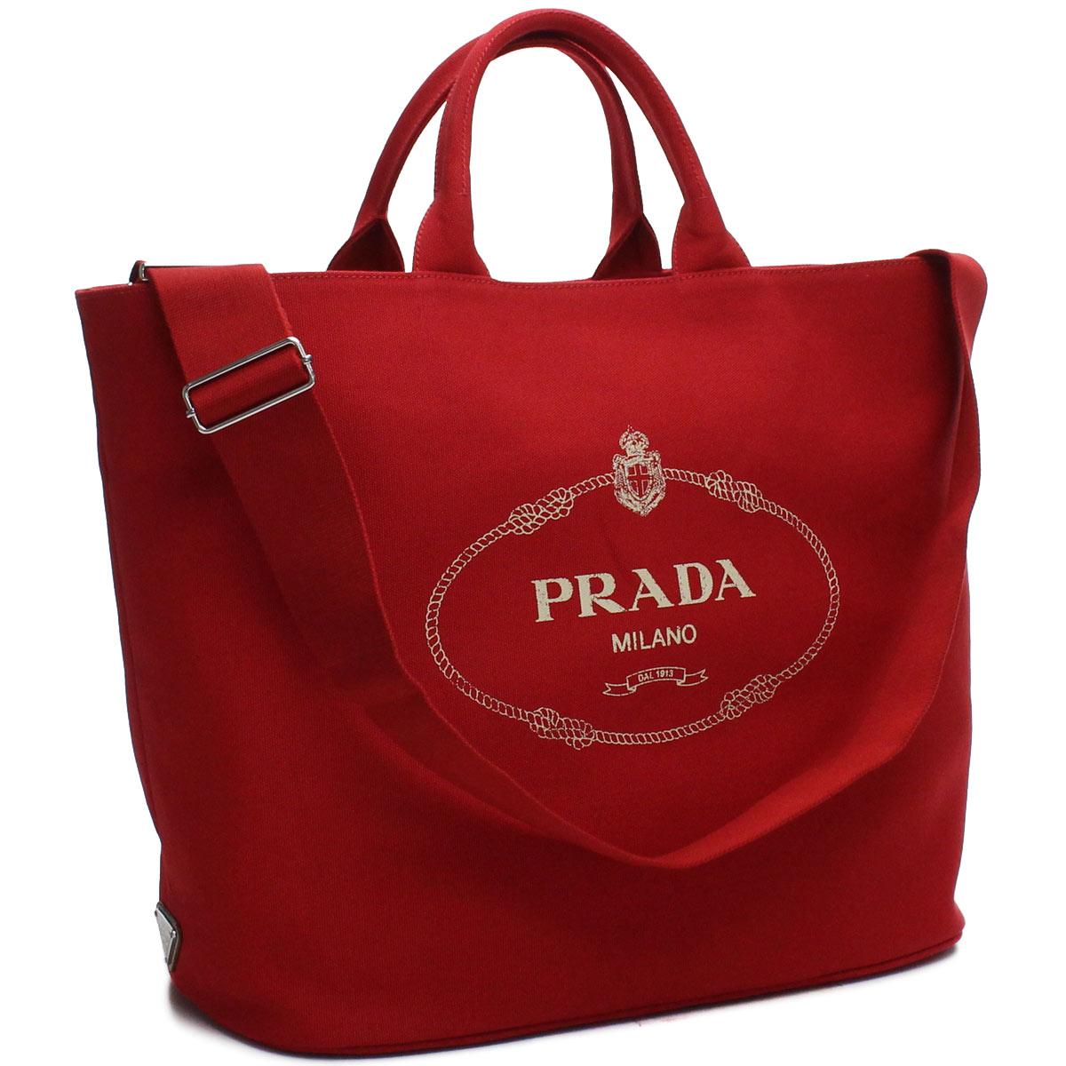 レディースバッグ, トートバッグ  PRADA 1BG161 ZKI V OOO F0011 ROSSO tote BAG A4 ladies brand bag OLS-1 gsw-1