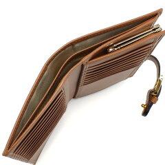 プリマクラッセ(PRIMACLASSE)長財布ガマ口W010-6000ベージュ系【送料無料】【レディース】
