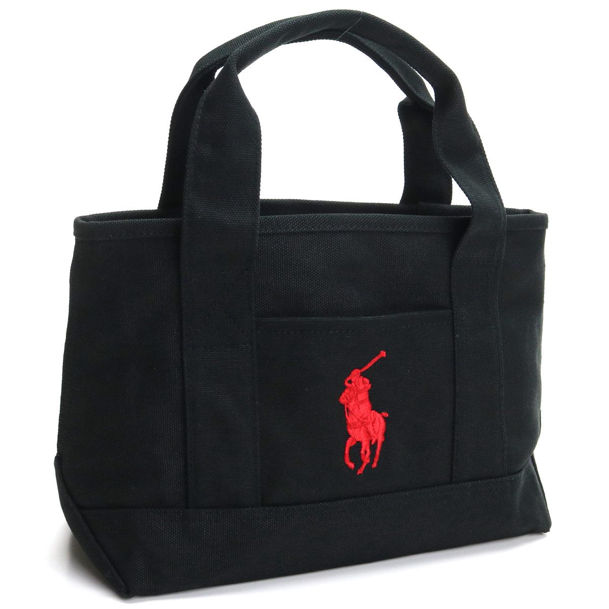 日本Yahoo代標|日本代購|日本批發-ibuy99|包包、服飾|包|女士包|手提袋|ラルフローレン RALPH LAUREN SCHOOL TOTE SMALL II ポニー刺繍 ス…