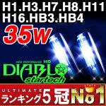 HIDキット超極薄【EVOα】H1H3H4H7H8H10H11H16HB3HB4PHILIPSバーナー採用ハイスペック35WシングルバルブHIDフルキットHIDバルブHIDフォグランプ