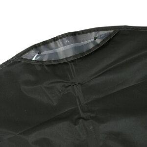 【5枚セット】大きいサイズテーラーバッグ/スーツカバーブラック