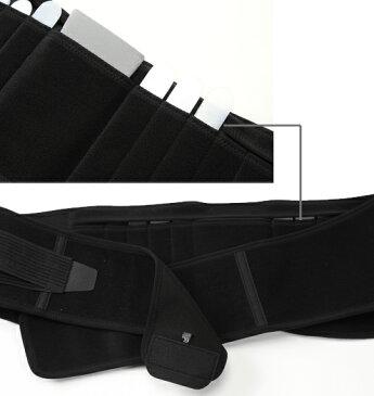 大きいサイズ メンズ Phiten 腰用サポーター 5L/125〜145cm送料無料【コンビニ受取対応商品】
