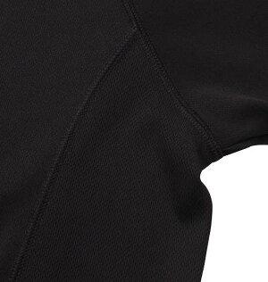 大きいサイズメンズPhitenRAKUシャツSPORTSドライメッシュ半袖Tシャツブラック×ゴールド3L4L5L6L8L【コンビニ受取対応商品】