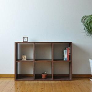 木の風合いを楽しむ、杉工場の家具。 【日本製】ウォールナット材・オイル仕上げのオープンシ...