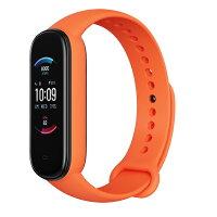 【送料無料】Amazfit スマートウォッチ Band5 オレンジ su170022C07アマズフィット/スマートウォッチ/ウェアラブル/iPhone/Android/Amazon Alexa対応/健康管理/心拍計/血中酸素濃度/睡眠/計測/通知/防水/腕時計