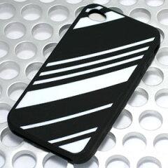 アイフォンをカスタマイズしよう!【特価 12-51】◇iphone4対応iPhone Coverストライプ zuhp-012