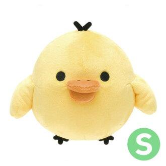 Kuttari rilakkuma ◎ ◇ kiiroitori plush toy (S) MK30201