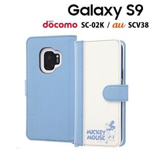 7a3018b4ae イングレム ディズニー Galaxy S9 (docomo SC-02K/au SCV38) 専用