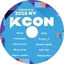 【K-POP DVD】☆★2018 KCON in NY (2018.06.23
