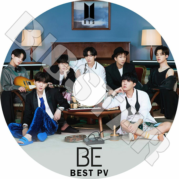 アジア・韓国, 韓国 K-POP DVDBTS 2020 BEST PVLife Goes On On My Pillow Ver. KPOP DVD