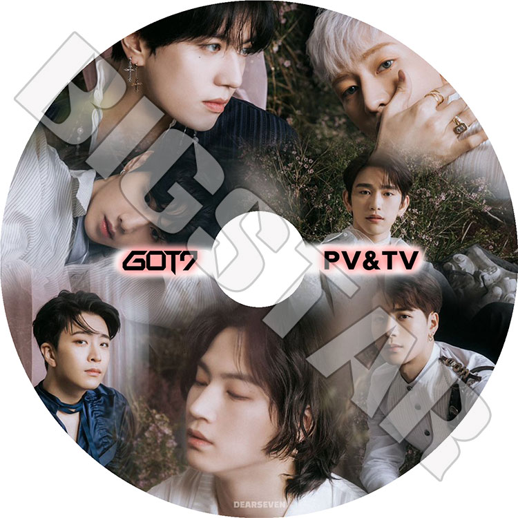 アジア・韓国, 韓国 K-POP DVDGOT7 2020 PVTV Not BY The Moon CrashBurn Thiursday KPOP DVD
