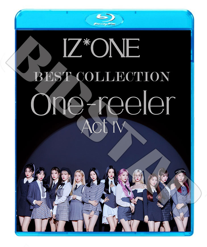 アジア・韓国, 韓国 Blu-rayIZONE 2020 BEST COLLECTIONPanorama Secret Story Of The Swan KPOP DVD2