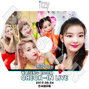 【K-POP DVD】☆★ITZY CHECK-IN LIVE(2019.08.04)★WAITING ROOM【日本語字幕あり】【イッジ イェジ リア リュジン チェリョン ユナ KPOP DVD】